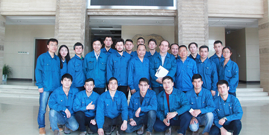 Uzbekistan Training Course - The Company's B&R International Cooperation Project Conducted Successfully