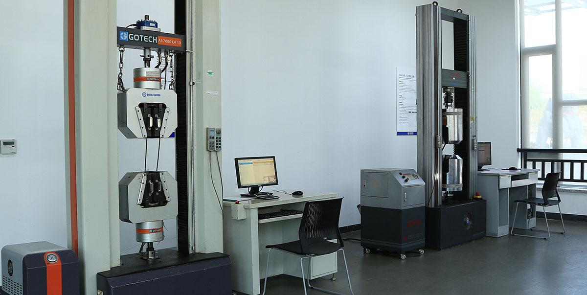 100KN Electronic Universal Tensile Testing Machine