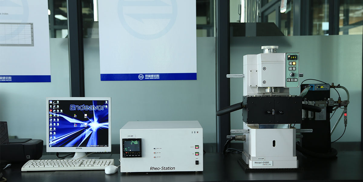 E4000 Dynamic Viscoelasticity Testing Device