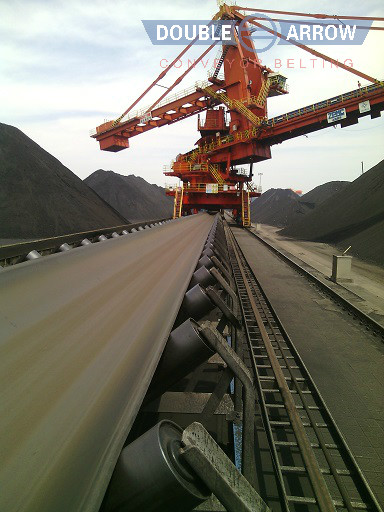 Flame Resistant Fabric Conveyor Belt for General Use